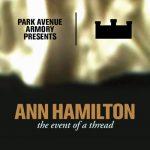 12/11 Class: Ann Hamilton's the event of a thread @ Park Avenue Armory