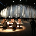 Pigeons, Swings & Eraser Dust: Ann Hamilton's The Event of a Thread